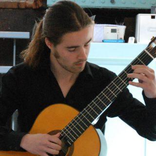 gitaardocent Ruud Harte