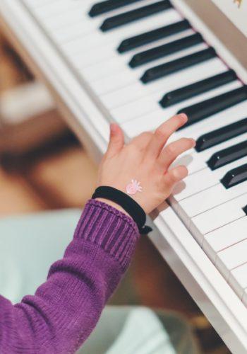 Muziekles Gouda - Piano Les
