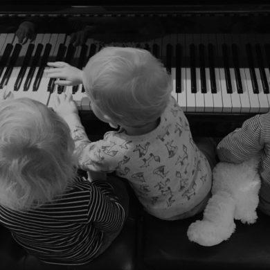 Pianokindjes