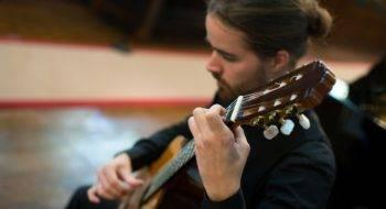 Gitaarles Gouda ConAnima Music Academy